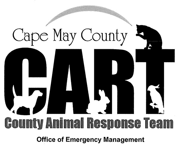 Cape May CART Logo graphic