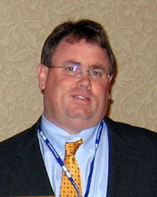 Photo of Peter Melick - Click to enlarge