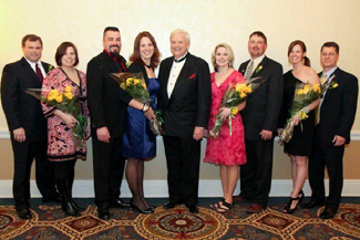 Photo of the 2011 National Outstanding Young Farmers