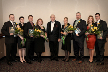 Photo of the 2012 National Outstanding Young Farmer Winners