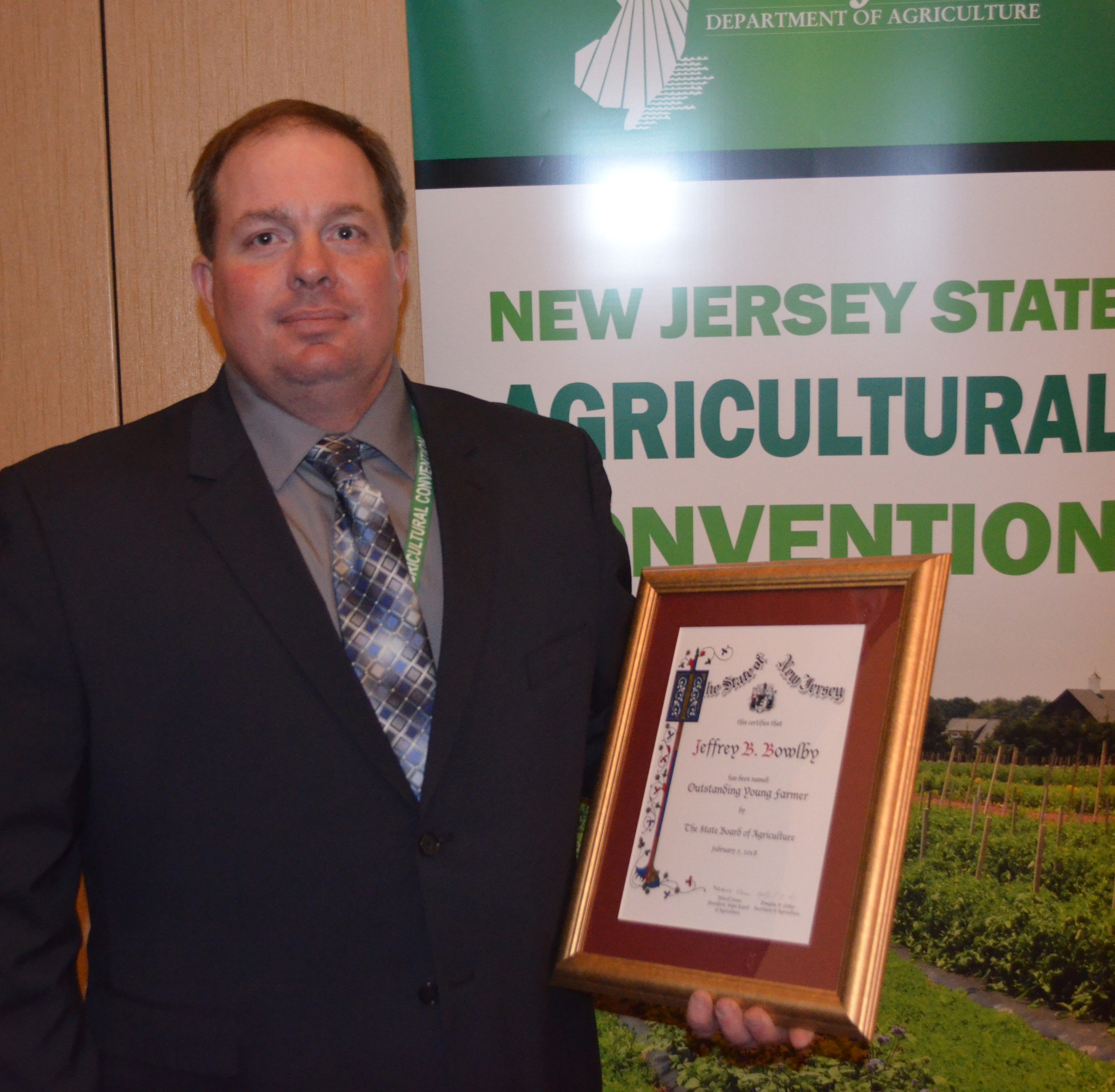 Outstanding Young Farmer
