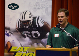 Photo of Greg McElroy - Click to enlarge