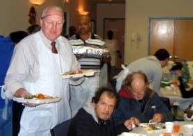 Photo Of Secretary Kuperus Serving Lunch At Bethel Soup Kitchen   Click To  Enlarge Great Ideas