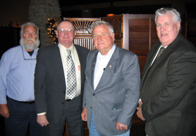 Photo of Robert Matarazzo, Henry DuBois, Andrew Borisuk and Noble McNaughton - Click to enlarge