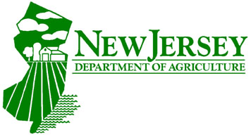 NJ Department of Agriculture Logo - Click to enlarge