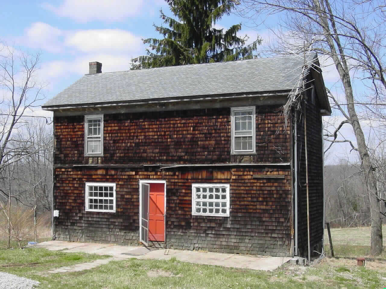 Old Farmhouse Saved By New Jersey Farmland Preservation Program
