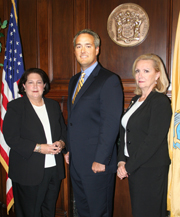 New Jersey Casino Control Commissioners