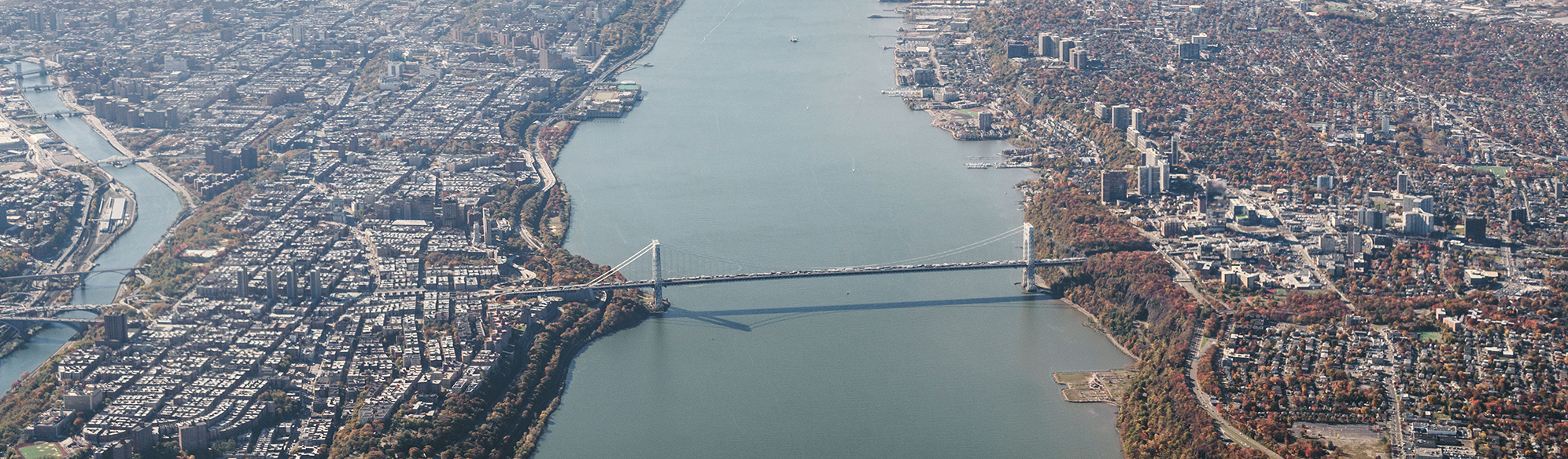 Aerial photo of Palisades Park