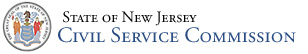 State of New Jersey, Civil Service Commission