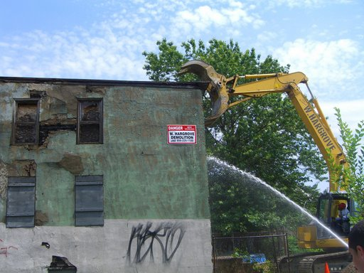 June 27 Camden Demolition