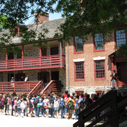 Old Barracks 2009 Trenton Tour