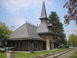 Demarest Railroad Station