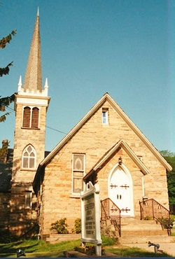 First Presbyterian Church of Hamburg