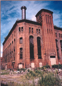 Hudson Manhattan Railroad Powerhouse