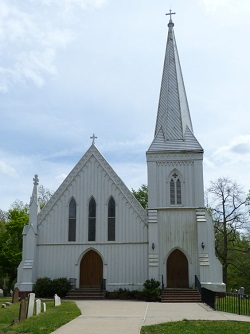St. Peter's Episcopal, Spotswood