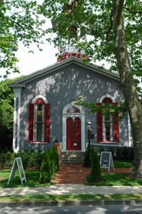 Cape Island Presbyterian Church
