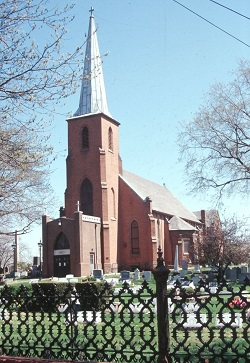 St. Peter's Episcopal Church, Perth Amboy