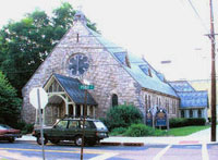 St. Andrew's Church, Lambertville