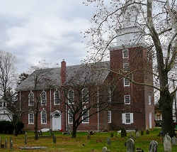 Trinity Episcopal Old Swedes Church