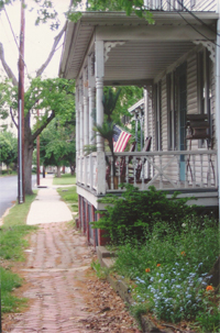 Stockton Street Historic District