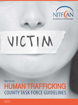 New Jersey Human Trafficking County Task Force Guidelines