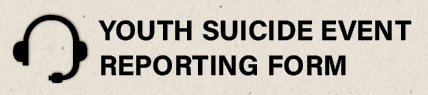 Suicide Reporting Form
