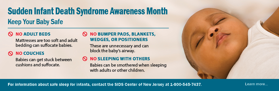 SIDS Awareness Month
