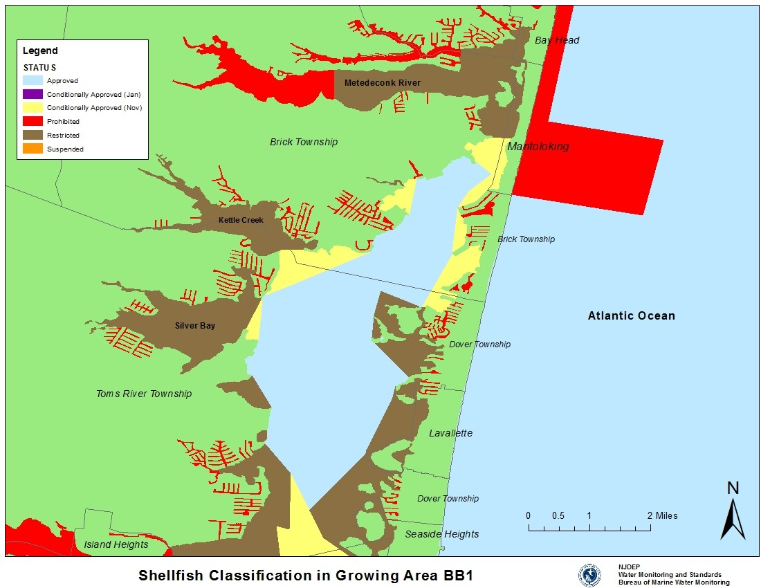 BMW Bay Area >> NJDEP-Division of Water Monitoring and Standards