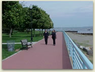 DEP Photo - Hudson River Waterfront Walkway