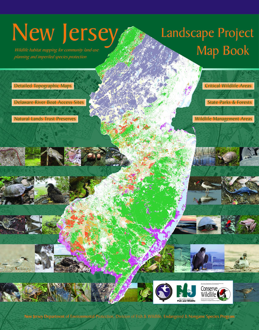 NJDEP Division of Fish & Wildlife - New Jersey Landscape