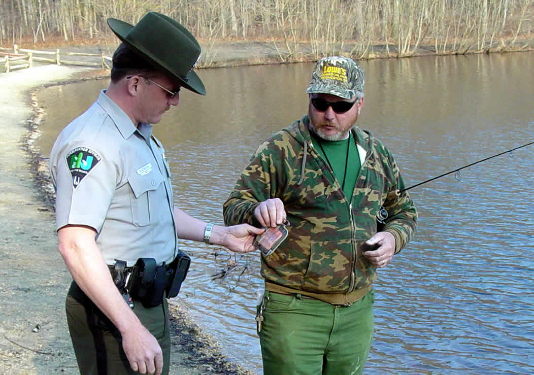 Fish And Game Warden Pictures