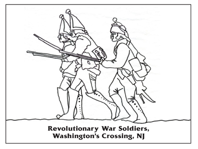 revolutionary war coloring pages printable revolutionary