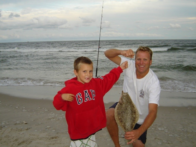 Jersey shore fishing nj fluke season opens thursday for Jersey shore fishing
