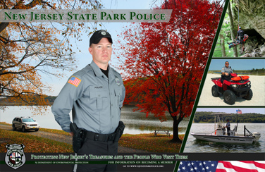 Njdep State Park Police