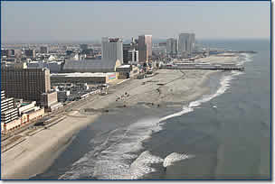 Federal Beach Nourishment Project In Atlantic City Nj Photo Courtesy Us Army Corps Of