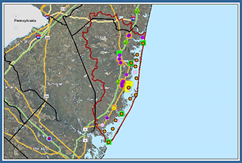 Image result for buoys in barnegat bay NJ