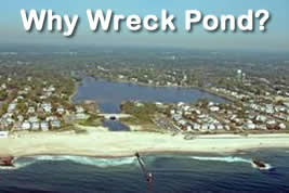 Why Wreck Pond?