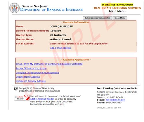 Njrec Education Bureau