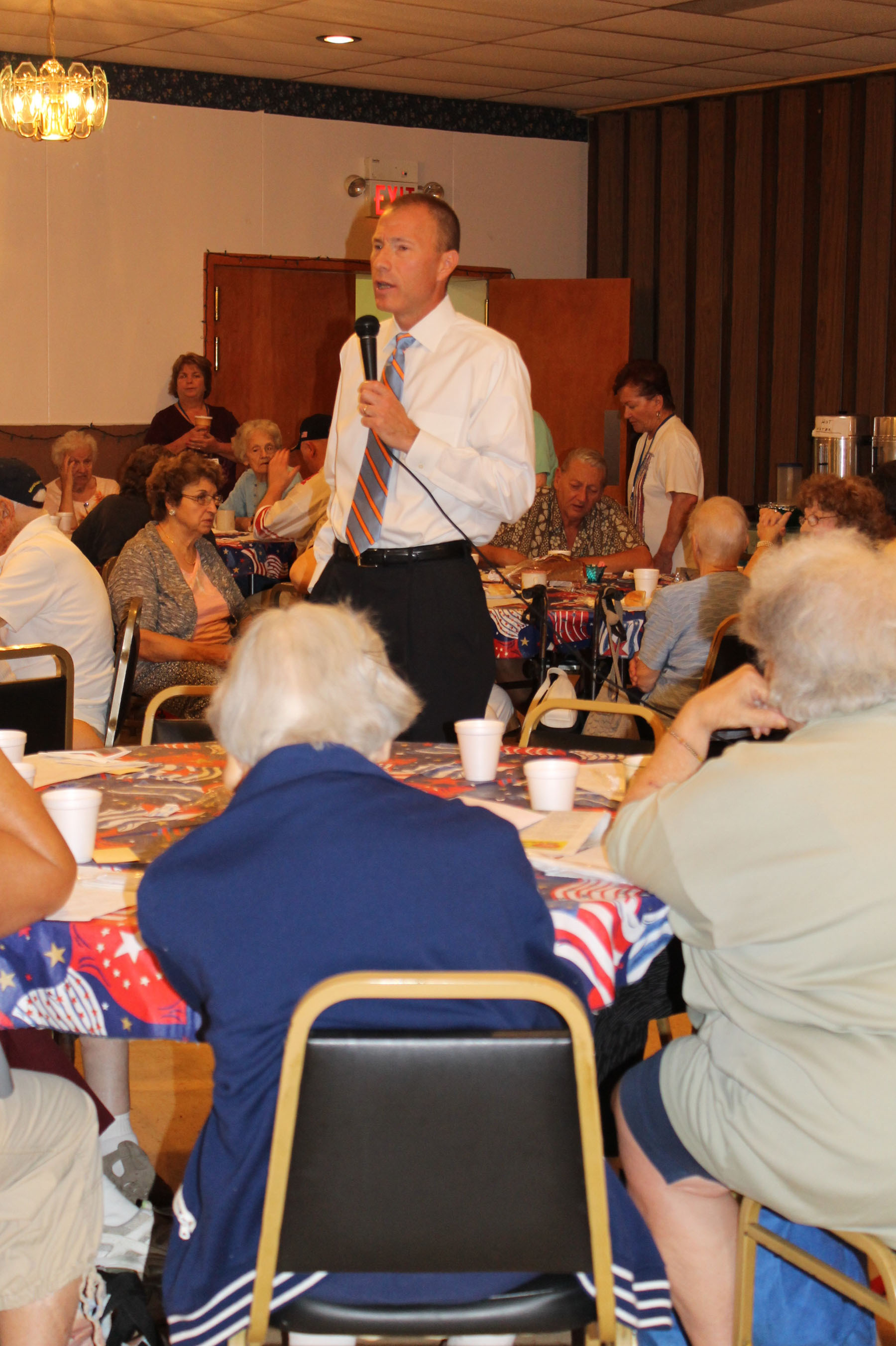 Senior Financial Literacy in Brick Township