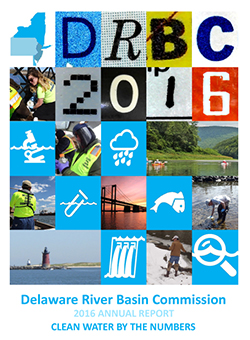 Image of the 2016 Annual Report cover.