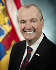 Photo of Gov. Phil Murphy.