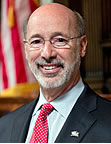 Photo of Gov. Tom Wolf.