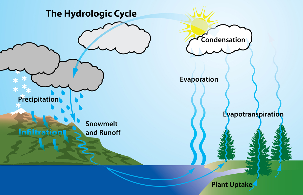Hydrological Cycle Pdf