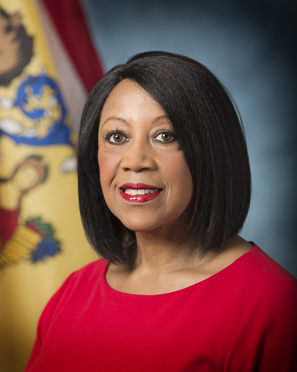 Photo: Lt. Governor Sheila Oliver