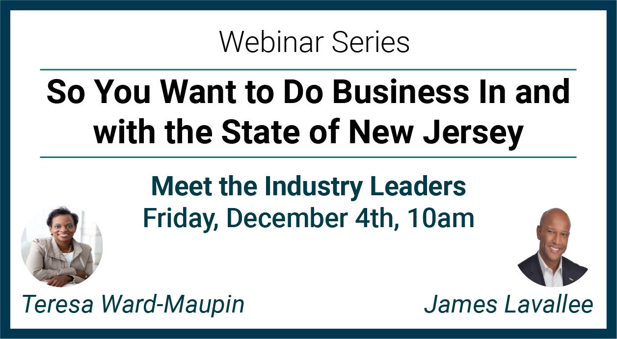 Meet the Industry Leaders Friday December 4th at 10AM - Teresa Ward-Maupin Senior Vice President, Digital and Customer Experience - James Lavallee Vice President, Marketing and Sales Development Effectv (formally Comcast Spotlight)