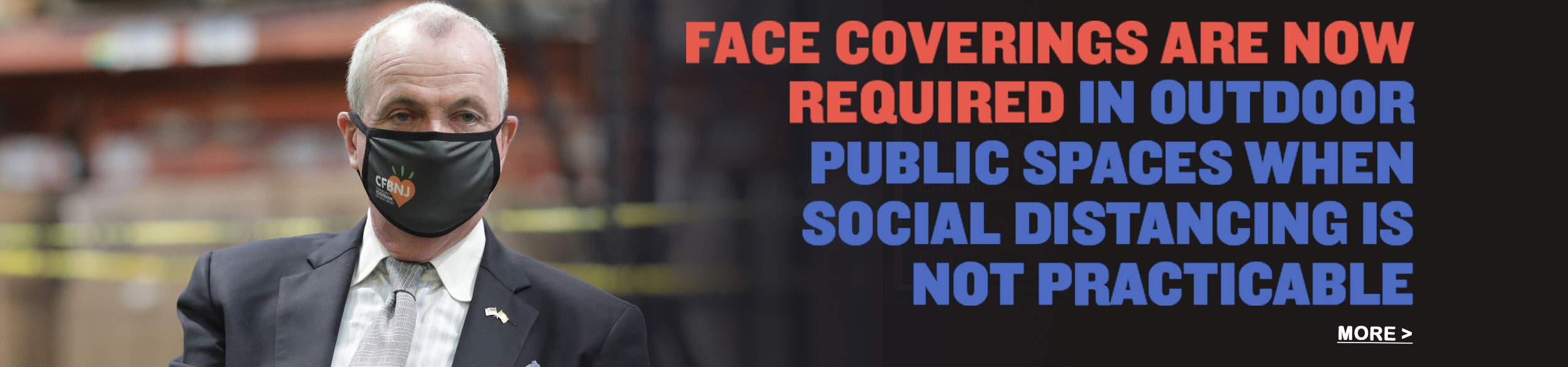 Face Coverings Are Now Required In Outdoor Public Spaces When Social Distancing Is  Not Practicable