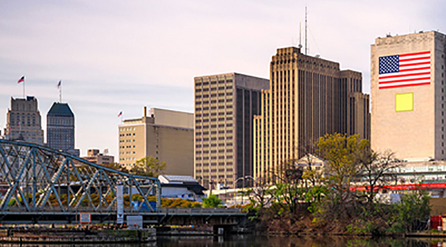 Photo: Newark panorama