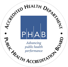 The New Jersey Department of Health is accredited by the Public Health Accreditation Board.