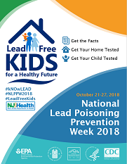 Nat'l Lead Poisoning Prevention Week