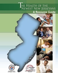 Health of the Newest New Jerseyans report cover